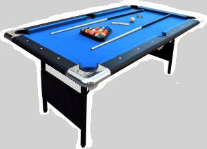 hathaway fairmont portable pool table