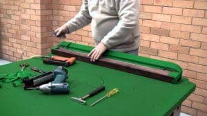 replacing pool table cushions