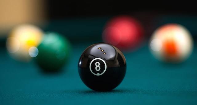 Chinese Eight Ball Pool