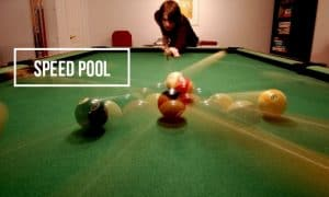 rules of speed pool